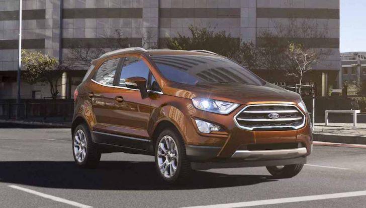 Ford, Walmart e Postmates: veicoli a guida autonoma per le consegne a domicilio - Foto 5 di 10