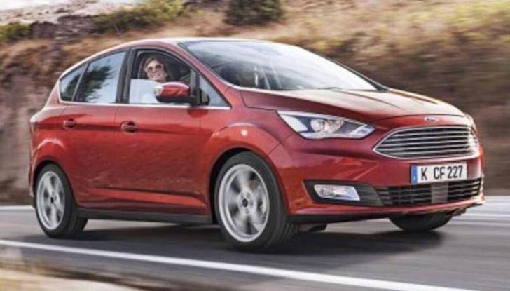 Ford, Walmart e Postmates: veicoli a guida autonoma per le consegne a domicilio - Foto 6 di 10