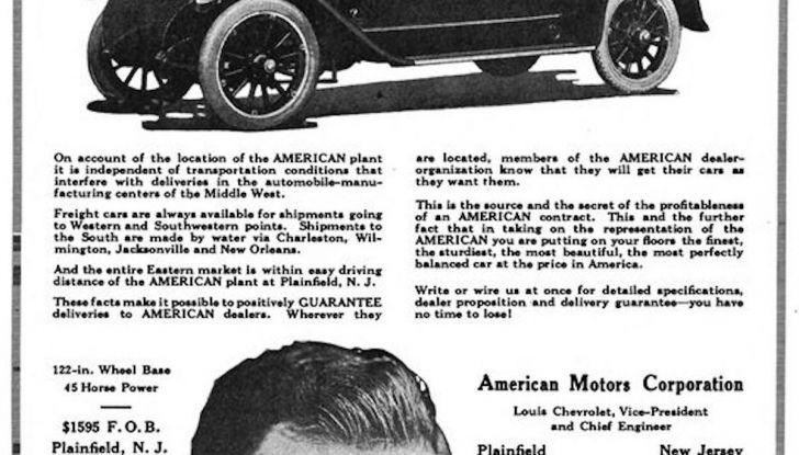 General Motors festeggia un secolo di storia con Chevrolet - Foto 3 di 9