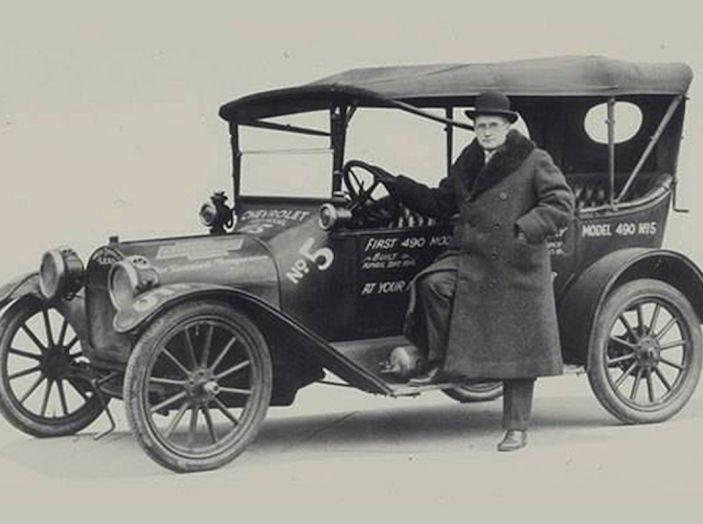 General Motors festeggia un secolo di storia con Chevrolet - Foto 4 di 9