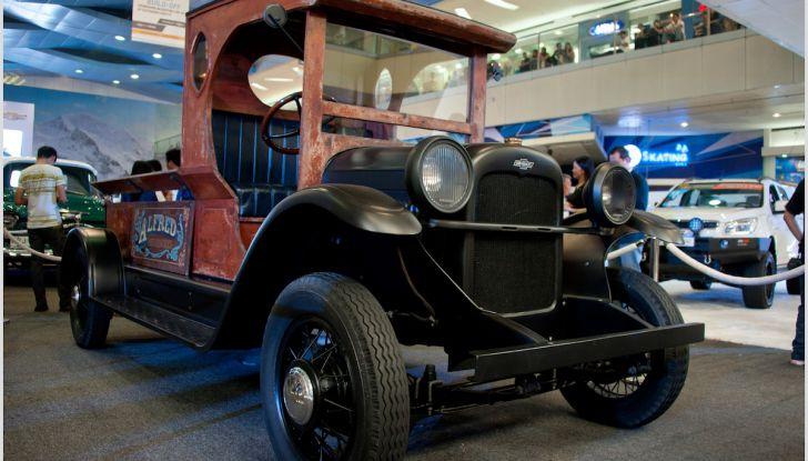 General Motors festeggia un secolo di storia con Chevrolet - Foto 6 di 9