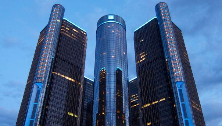 General Motors festeggia un secolo di storia con Chevrolet - Foto 1 di 9