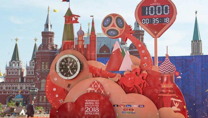 Hyundai FIFA World Football Museum celebra la Coppa del Mondo FIFA - Foto 8 di 9