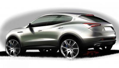 Il SUV compatto Maserati potrebbe debuttare a breve