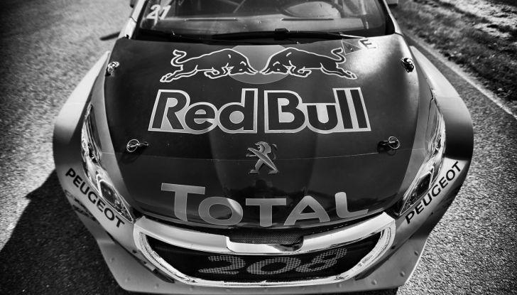 Il giovane Kevin Hansen (Peugeot 208 WRX) punta a fare la sua gara a Silverstone - Foto 3 di 3