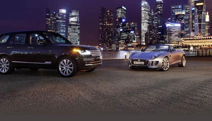 Jaguar Land Rover insieme a Mennekes per la mobilità elettrica - Foto 5 di 7