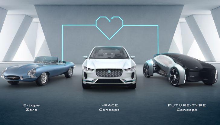 Jaguar Land Rover insieme a Mennekes per la mobilità elettrica - Foto 1 di 7
