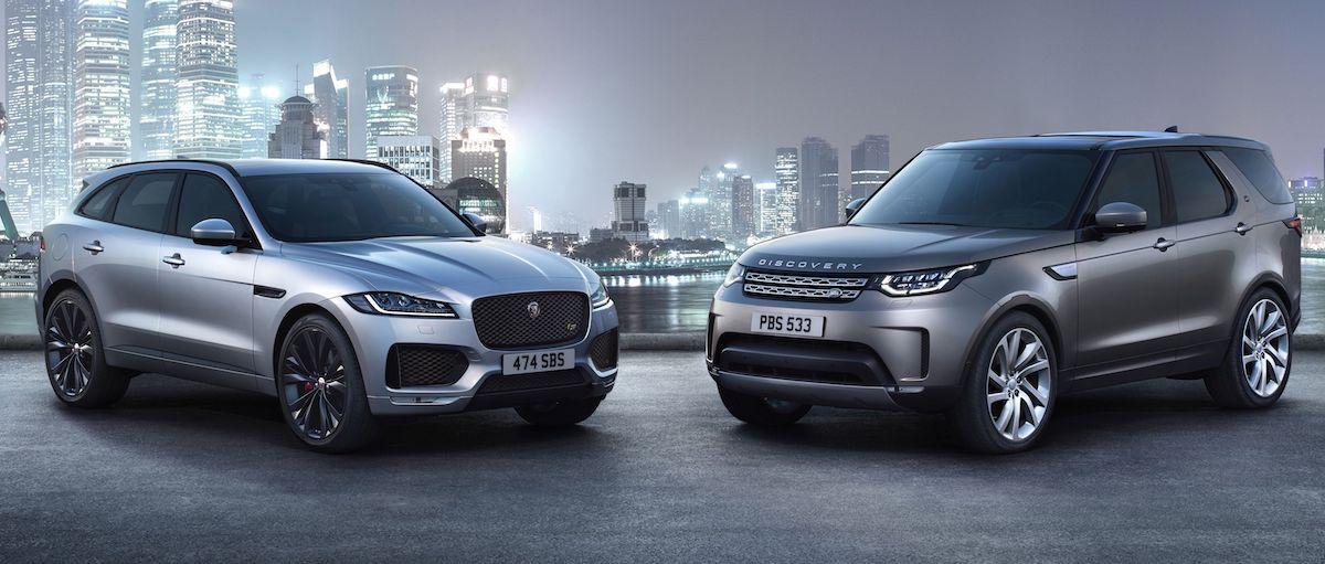 Jaguar Land Rover 2018