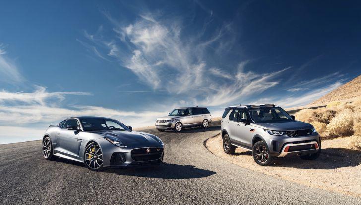Jaguar Land Rover insieme a Mennekes per la mobilità elettrica - Foto 6 di 7
