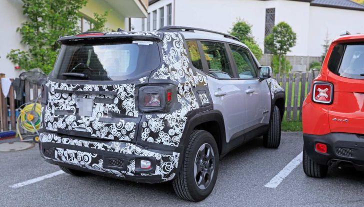 Jeep Renegade Plug-In Hybrid 2020: pronto lo stabilimento di Melfi - Foto 3 di 13