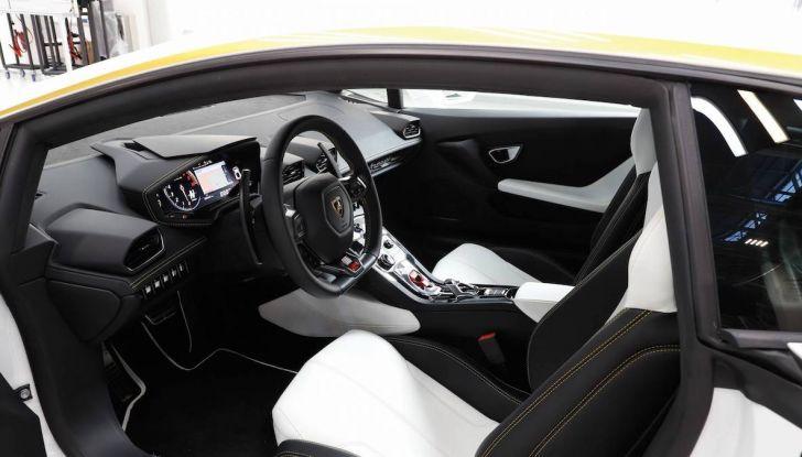 Lamborghini Huracán di Papa Francesco,  prezzo record di 715 mila euro - Foto 5 di 8