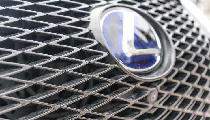 [VIDEO ]Lexus RX 450h, il SUV con 3 motori e 313CV nella nostra prova - Foto 23 di 38