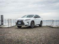 [VIDEO ]Lexus RX 450h, il SUV con 3 motori e 313CV nella nostra prova