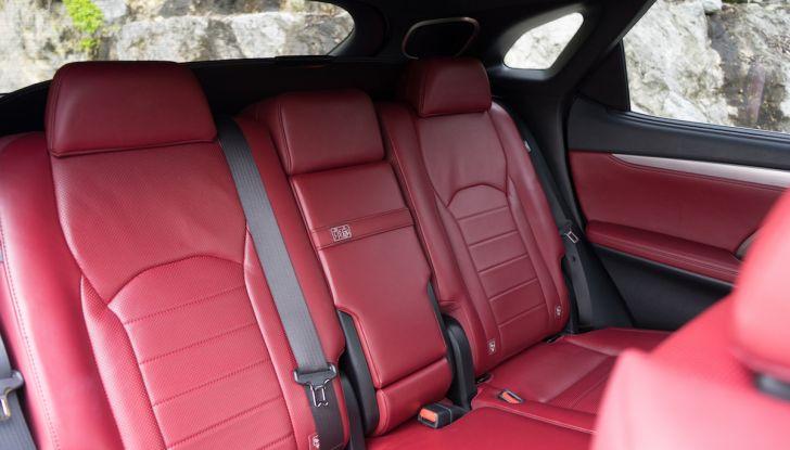 [VIDEO ]Lexus RX 450h, il SUV con 3 motori e 313CV nella nostra prova - Foto 33 di 38