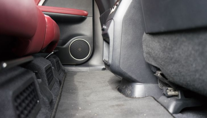 [VIDEO ]Lexus RX 450h, il SUV con 3 motori e 313CV nella nostra prova - Foto 34 di 38