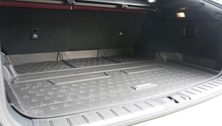 [VIDEO ]Lexus RX 450h, il SUV con 3 motori e 313CV nella nostra prova - Foto 35 di 38