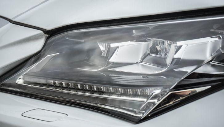 [VIDEO ]Lexus RX 450h, il SUV con 3 motori e 313CV nella nostra prova - Foto 12 di 38