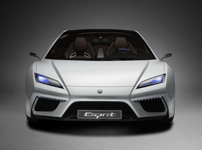Nuova Lotus Esprit 2020, costruita nel segno di Colin Chapman - Foto 1 di 9