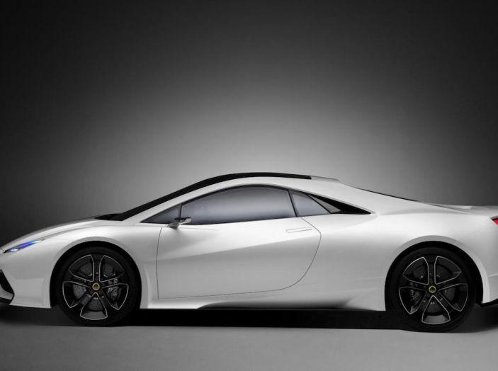 Nuova Lotus Esprit 2020, costruita nel segno di Colin Chapman - Foto 7 di 9