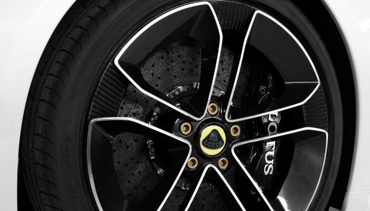 Nuova Lotus Esprit 2020, costruita nel segno di Colin Chapman - Foto 8 di 9