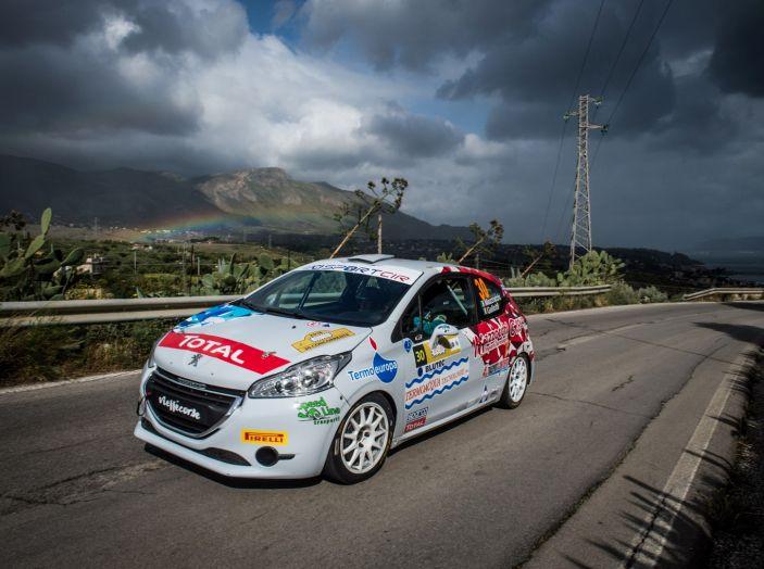 Peugeot Competition TOP 208 – Al Targa Florio vince Ciuffi - Foto 5 di 8