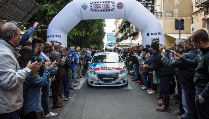 Peugeot Competition TOP 208 – Al Targa Florio vince Ciuffi - Foto 6 di 8