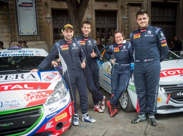 Peugeot Competition TOP 208 – Al Targa Florio vince Ciuffi - Foto 1 di 8