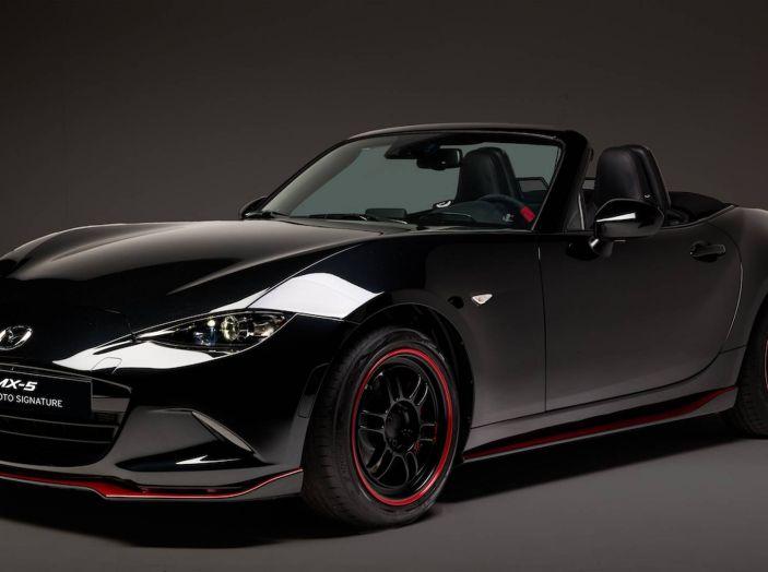 Mazda MX-5 Yamamoto, 4 esemplari al prezzo di 37.500 euro - Foto 1 di 16