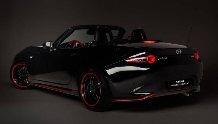 Mazda MX-5 Yamamoto, 4 esemplari al prezzo di 37.500 euro - Foto 2 di 16
