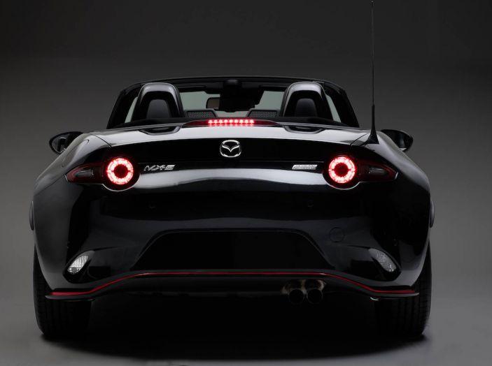 Mazda MX-5 Yamamoto, 4 esemplari al prezzo di 37.500 euro - Foto 3 di 16