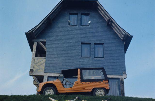 Citroën Mehari: le curiosità sui colori della carrozzeria in plastica - Foto 1 di 3