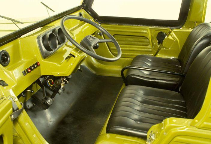 Citroën Mehari: le curiosità sui colori della carrozzeria in plastica - Foto 3 di 3