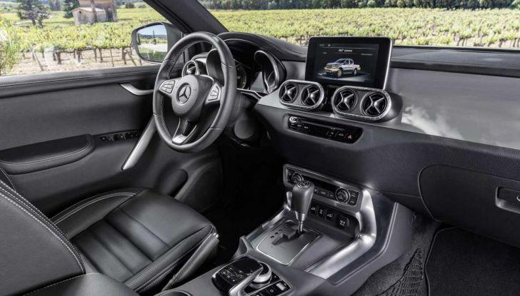 Mercedes Classe X, il pick-up debutta nel videogioco The Crew 2 - Foto 3 di 7
