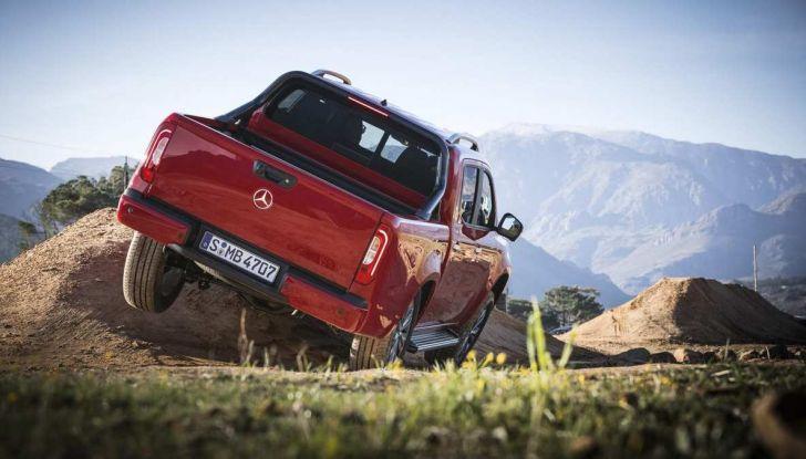 Mercedes Classe X, il pick-up debutta nel videogioco The Crew 2 - Foto 2 di 7