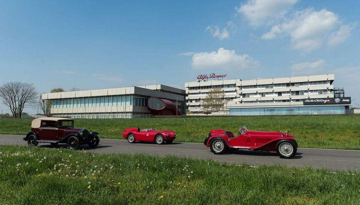 Mille Miglia 2018, Alfa Romeo trionfa nell'edizione dei record - Foto 1 di 10