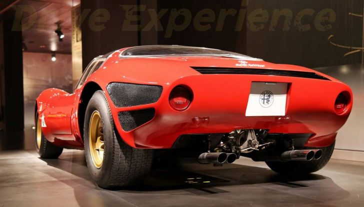 Mille Miglia 2018, Alfa Romeo protagonista con tappa anche al Museo Alfa di Arese - Foto 8 di 10