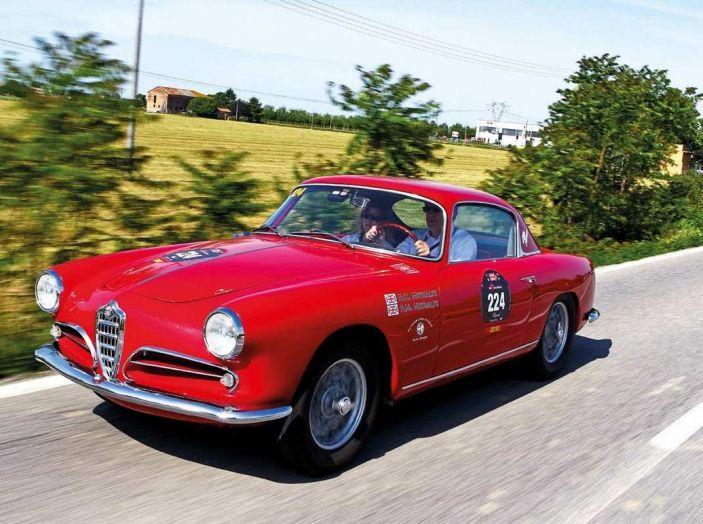 Mille Miglia 2018, Alfa Romeo protagonista con tappa anche al Museo Alfa di Arese - Foto 9 di 10