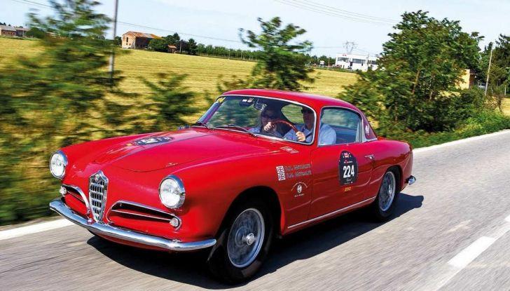 Mille Miglia 2018, Alfa Romeo trionfa nell'edizione dei record - Foto 9 di 10