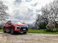 Prova Mitsubishi Eclipse Cross 2018, il SUV Coupé dello Shinobi