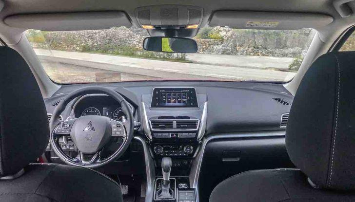 Prova Mitsubishi Eclipse Cross 2018, il SUV Coupé dello Shinobi - Foto 16 di 18