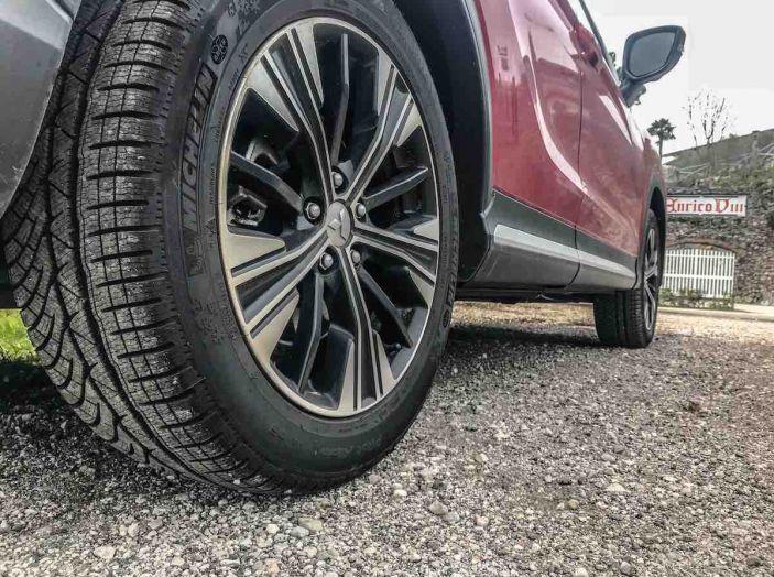 Prova Mitsubishi Eclipse Cross 2018, il SUV Coupé dello Shinobi - Foto 5 di 18