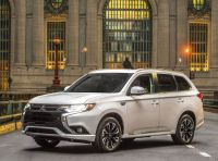 Mitsubishi Outlander Phev: Eco test a Milano Area C