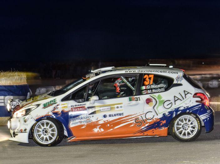 Peugeot Competition TOP 208 – Al Targa Florio vince Ciuffi - Foto 7 di 8