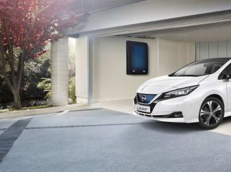 Nissan Energy Solar fa risparmiare sulle bollette energetiche