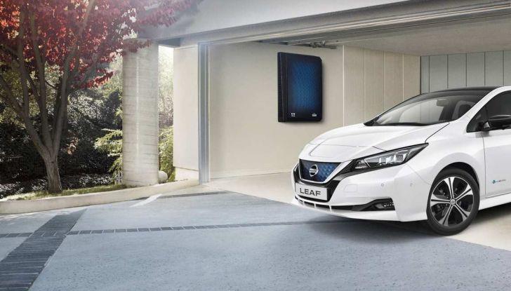 Nissan Energy Solar fa risparmiare sulle bollette energetiche - Foto 1 di 7