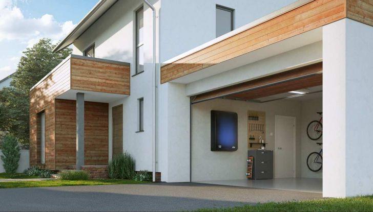 Nissan Energy Solar fa risparmiare sulle bollette energetiche - Foto 3 di 7