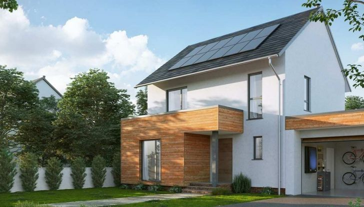 Nissan Energy Solar fa risparmiare sulle bollette energetiche - Foto 5 di 7