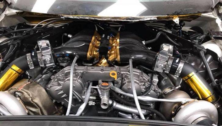 Nissan Qashqai da 2.000CV è il SUV più veloce del mondo [VIDEO] - Foto 5 di 20