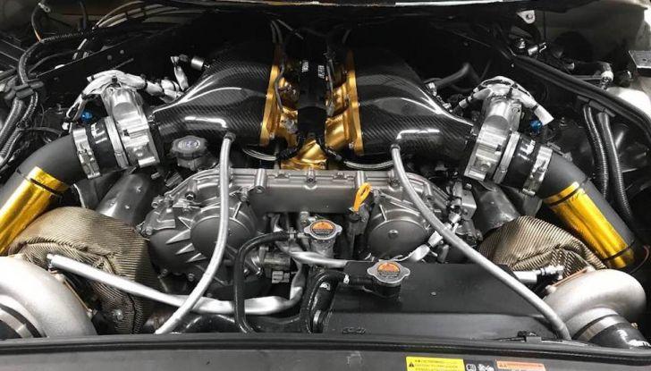 Nissan Qashqai da 2.000CV è il SUV più veloce del mondo [VIDEO] - Foto 16 di 20