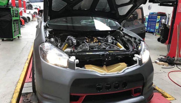 Nissan Qashqai da 2.000CV è il SUV più veloce del mondo [VIDEO] - Foto 17 di 20